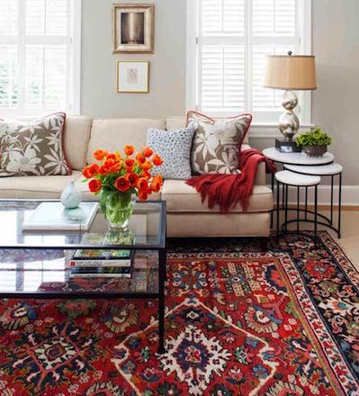 Friday Favorites: Traditional Rugs