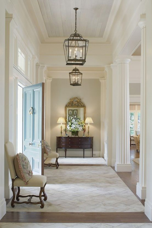 Elegant Entryways elegant entryways | st. louis homes & lifestyles