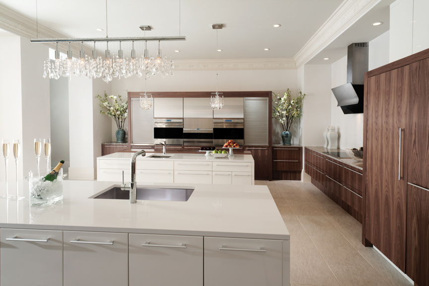Contemporary Kitchen Cabinetry | ST. LOUIS HOMES & LIFESTYLES
