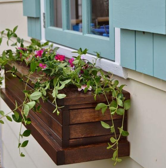 Fabulous Flower Boxes