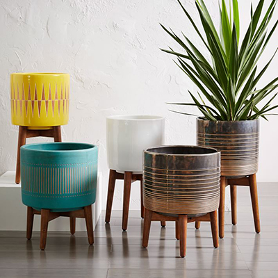 Friday Favorites: Pretty Plant Pots