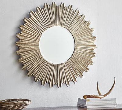 Friday Favorites: Modern Mirrors