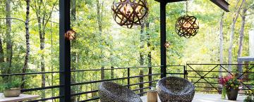 Classic or Craze: Outdoor Chandeliers