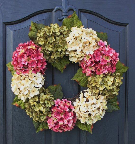 Spring-Ready Wreaths