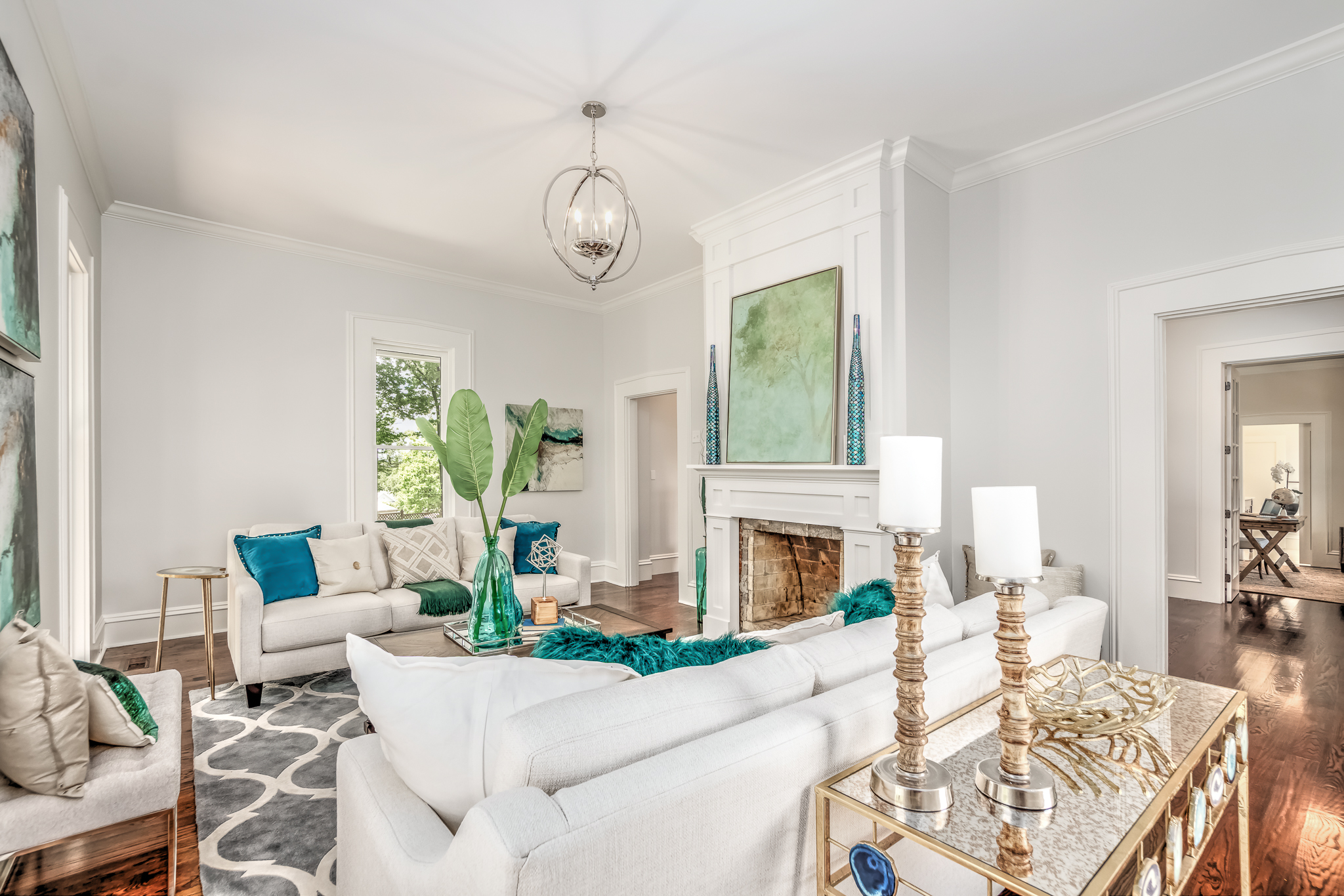 The Advantages of Staging a Home for Resale