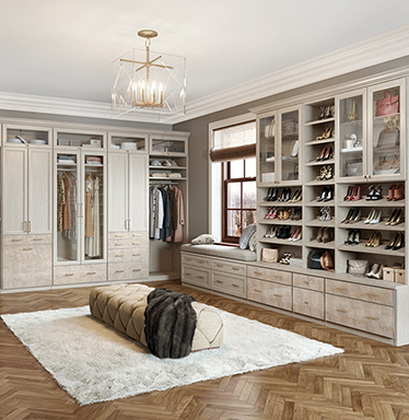Creating a Divine Dressing Room
